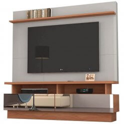 Home Theater Espelho London Para TV ate 60 Polegadas Mirarack