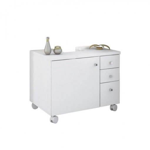 Gabinete para Banheiro 1 Porta Mimo Albatroz Moveis