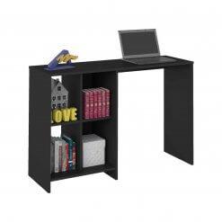 Mesa Para Computador Matrix Artely cor preto