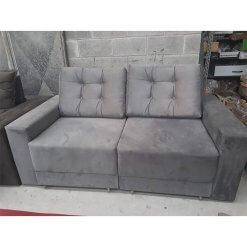 Sofa Retratil e Reclinavel Napoli Foto Real