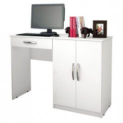 Mesa Escrivaninha Para Estudo Link Benetil Moveis