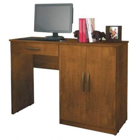 Mesa Escrivaninha Para Estudo Link Benetil Moveis ype