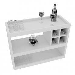 Aparador com Adega Bar 4050 JB Bechara branco