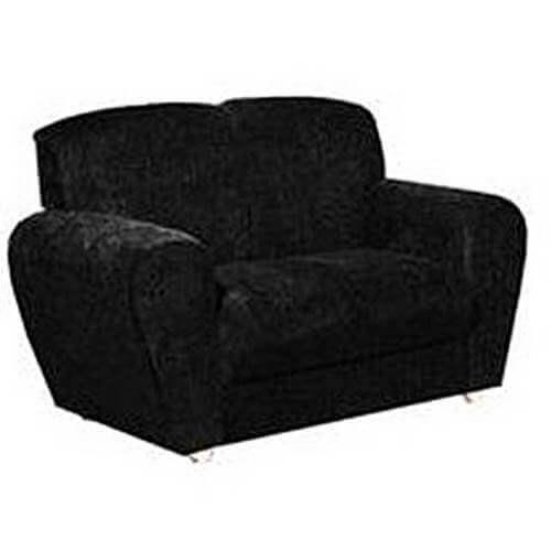 Sofa-5010-com-2-Lugares-em-Tecido-Suede-e-Encosto-Fixo-Preto