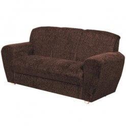 Sofa-5010-com-3-Lugares-em-Tecido-Suede-e-Encosto-Fixo-Marrom