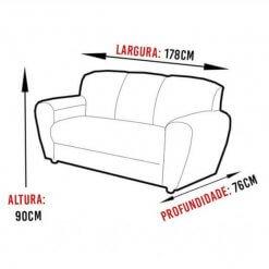 Sofa-5010-com-3-Lugares-em-Tecido-Suede-e-Encosto-Fixo-Medidas