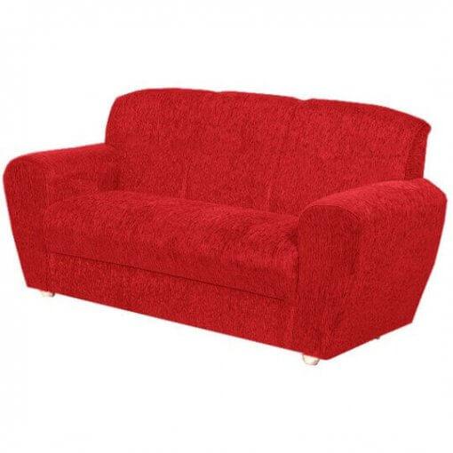 Sofa-5010-com-3-Lugares-em-Tecido-Suede-e-Encosto-Fixo-Vermelho