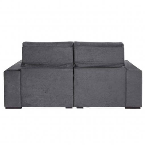 Sofa Retratil e Reclinavel Uba 195cm Fundo