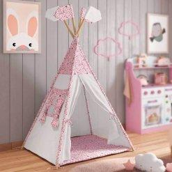 Cabana Tenda Infantil Mundo Magico e Casinha