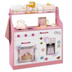 Porta Brinquedos Kitchen Moveis Estrela