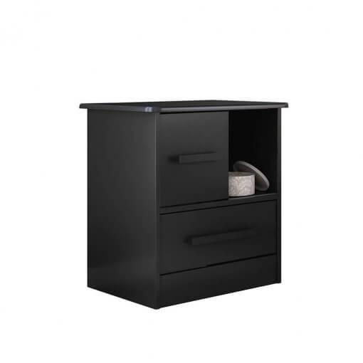 mesa-de-cabeceira-1-porta-1-gaveta-stilo-preto-albatroz