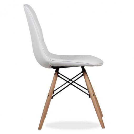 Cadeira Slim Eiffel Cod 1110 de lado