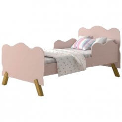 Mini Cama Infantil Angel Rose Medidas