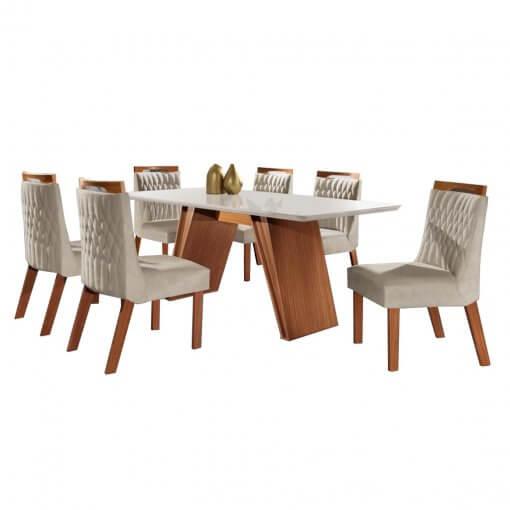 Mesa Athena com cadeira Athena