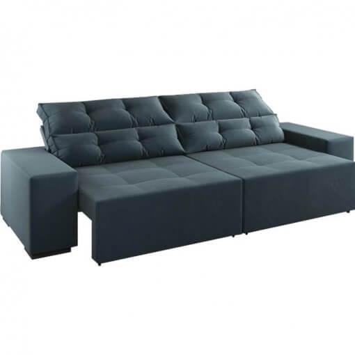 Sofa Retratil e Reclinavel Bella 230cm