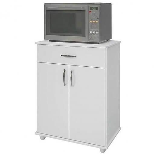 Armario Cozinha 2 Portas 302 Branco