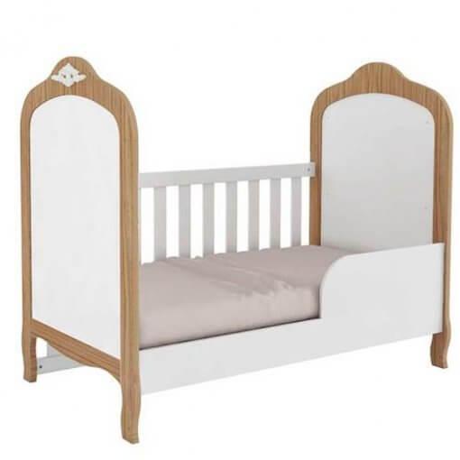 Berco e Mini-cama Peroba Elo