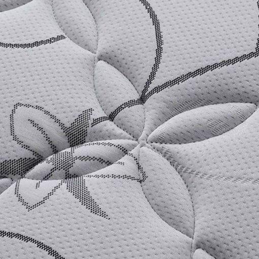 Colchao Ortobom SuperPocket Freedom Viscoelastico tecido