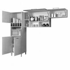 cozinha agatha saletto moveis aberto