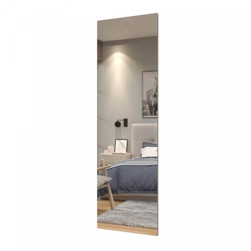 Quadro de Espelho 180cm Flora Mavaular perfil