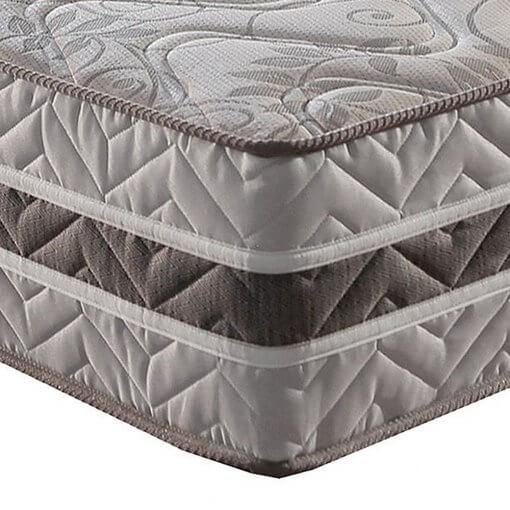Colchao Paropas de Molas Pocket Texture detalhe