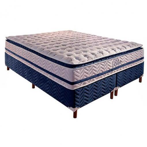 Colchao-super-king-de-Molas-Pocket-Blue-com-Base-Box-Bipartida