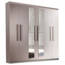Guarda-Roupa-Rufato-Espanha-6-Portas-e-2-Gavetas-branco-com-espelho