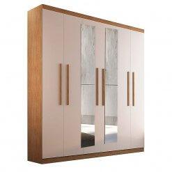 Guarda-Roupa-Rufato-Espanha-6-Portas-e-2-Gavetas-com-espelho