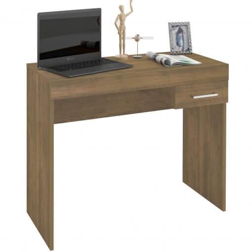 Mesa para Computador com Gaveta Cooler Artely Pinho