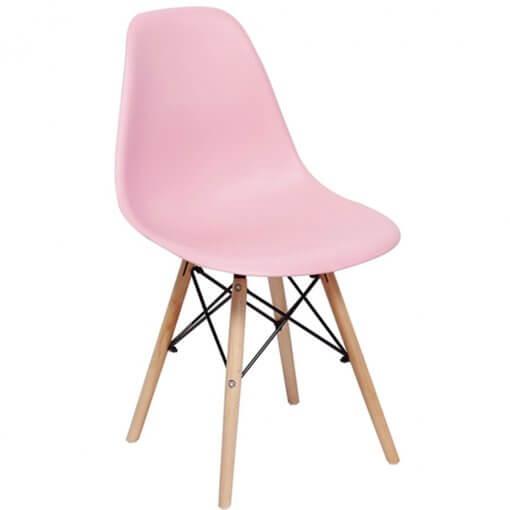 Cadeira Charles 1102 Rosa