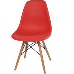 Cadeira Charles 1102 Vermelha