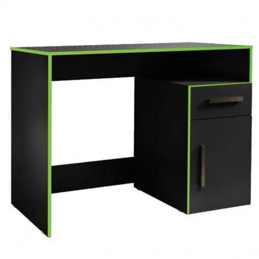 Escrivaninha Mesa Gamer Isabele Verde